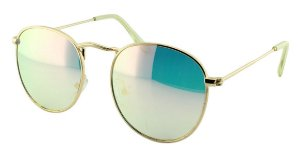 Óculos Solar Unissex Sortido VT2613 Rosa Espelhado
