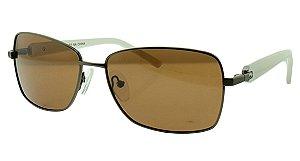 Óculos Solar Feminino Polarizado 3132R Marrom