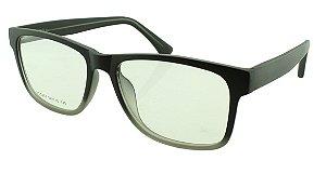 Armação para Óculos de Grau Masculina VC5207 Azul com Cinza