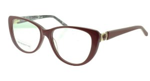 Armação para Óculos de Grau Feminino BC8185 Vinho