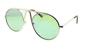 Óculos de Sol Feminino VC1020 Verde