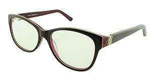 2df419626 Armação para Óculos de Grau Feminino BC8176 Roxa