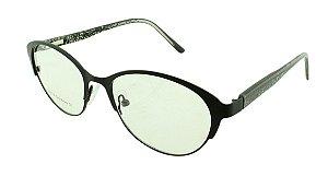 Armação para Óculos de Grau Feminino VC0710 Preta