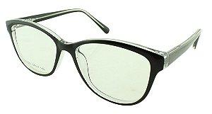 Armação para Óculos de Grau Feminino VC5203 Preta