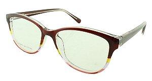 Armação para Óculos de Grau Feminino VC5203 Vinho