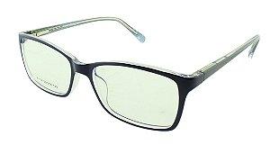 Armação para Óculos de Grau Feminino SJ114 Azul