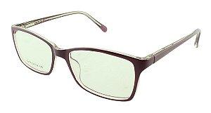 Armação para Óculos de Grau Feminino SJ114 Magenta