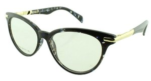 Armação para Óculos de Grau Feminino VC0602 Preta e Azul