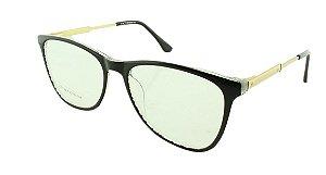 Armação para Óculos de Grau Feminino SJ0139 Preta