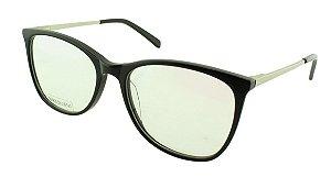 Armação para Óculos de Grau Unissex DS6635 Preta