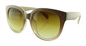 Óculos Solar Feminino VC3036 Nude
