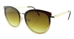 Óculos Solar Feminino VC3047 Marrom