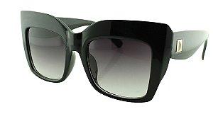 Óculos Solar Feminino Primeira Linha CJH72050 Preto