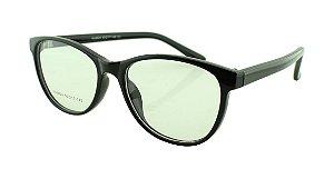 Armação para Óculos de Grau Feminino 24A Preta