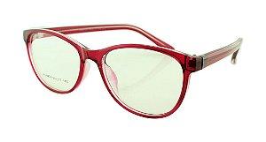 fee15e50a Armação para Óculos de Grau Feminino 24A Rosa