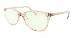 Armação para Óculos de Grau Feminino TSH7024 Rosê