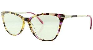 Armação para Óculos de Grau Feminino MB2674 Colorida