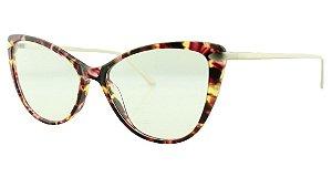 Armação para Óculos de Grau Feminino MB2788 Colorida
