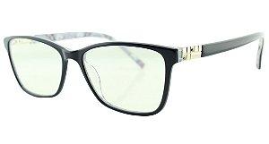 Armação para Óculos de Grau Feminino MB3388 Azul