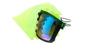 Capinha Protetora para Óculos em TNT PCTBPO Colorida com 100 Unidades