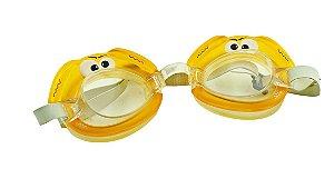 Óculos para Natação Infantil ELT00434 Caranguejinho Laranja