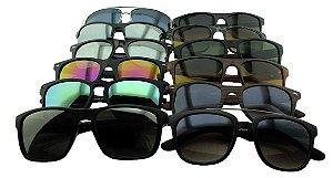 Kit Óculos Solar Sortidos 03 com 12 Peças