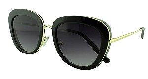 Óculos Solar Feminino Primeira Linha S5254 Preto