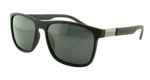 Óculos Solar Masculino Primeira Linha Polarizado 18005AZ Preto