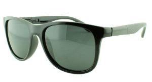 Óculos Solar Masculino Primeira Linha Polarizado 18006AZ Preto