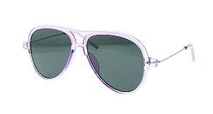 Óculos Solar Infantil VR72641 Roxo