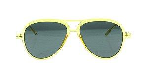 Óculos Solar Infantil VR72641 Amarelo