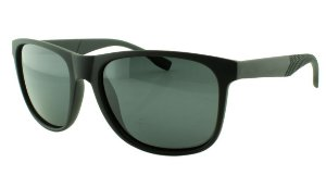 Óculos Solar Masculino Primeira Linha Polarizado 18008AZ Preto