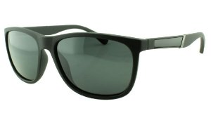 Óculos Solar Masculino Primeira Linha Polarizado 18004AZ Preto
