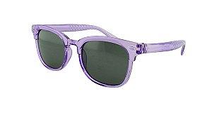Óculos Solar Infantil Polarizado VR72644 Roxo