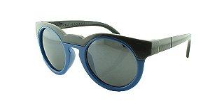 Óculos Solar Infantil MY1626 Azul e Cinza