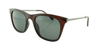 Óculos Solar Unissex RV17055 Marrom Fosco
