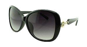 Óculos Solar Feminino NY18067 Preto