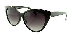 Óculos Solar Feminino NY18131 Preto
