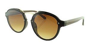 Óculos Solar Feminino VR77176 Marrom