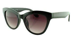 Óculos Solar Feminino NY18109 Preto Degradê