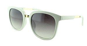 Óculos Solar Feminino 2878 Branco