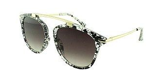 Óculos Solar Feminino VR77181 Mesclado