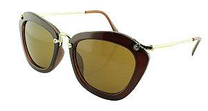Óculos Solar Feminino SRP3741TW Marrom