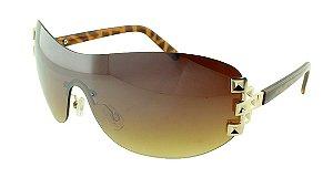 Óculos Solar Feminino Sortido RM6197 Marrom