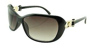 Óculos Solar Feminino S1799 Preto