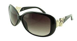 Óculos Solar Feminino S2126 Preto