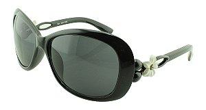 Óculos Solar Feminino MS11026 Preto