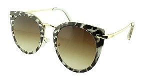 Óculos Solar Feminino Primeira Linha 2754 Mesclado