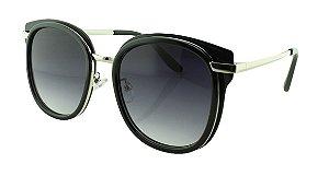Óculos Solar Feminino Primeira Linha 2640 Preto