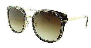 Óculos Solar Feminino Primeira Linha 2640 Mesclado